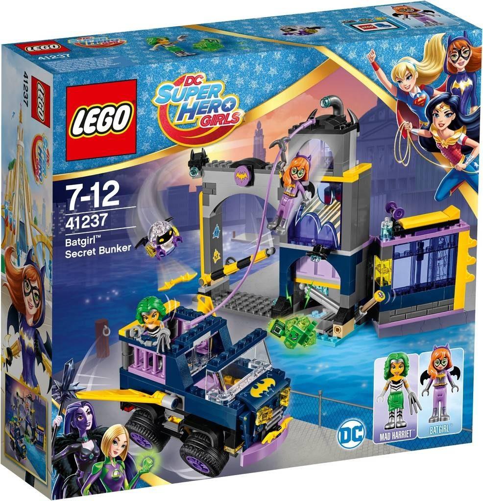 LEGO DC Superhero Girls 41237 Batgirl Secret Bunker