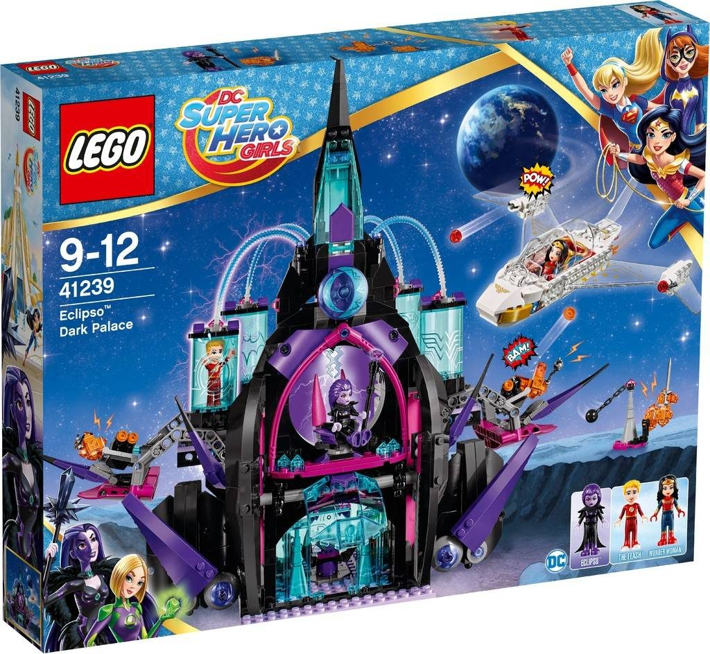 LEGO DC Superhero Girls 41239 Eclipso Dark Palace