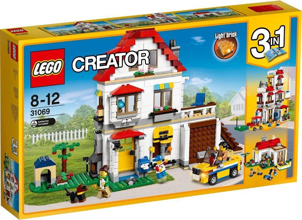 LEGO Creator 31069 Family Villa