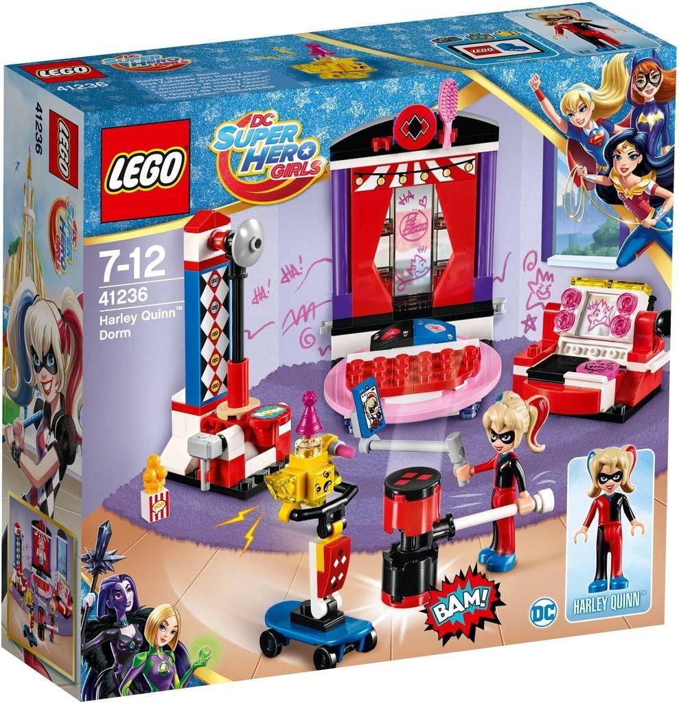LEGO DC Superhero Girls 41236 Harley Quinn Dorm