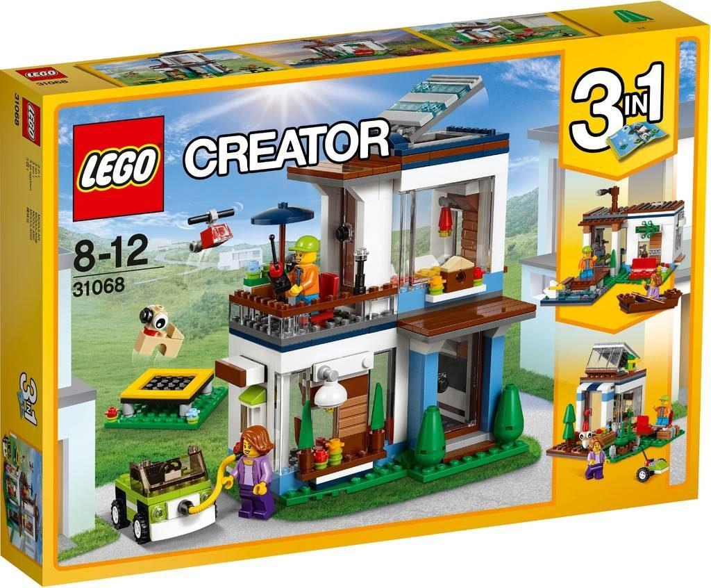 LEGO Creator 31068 Modern Home