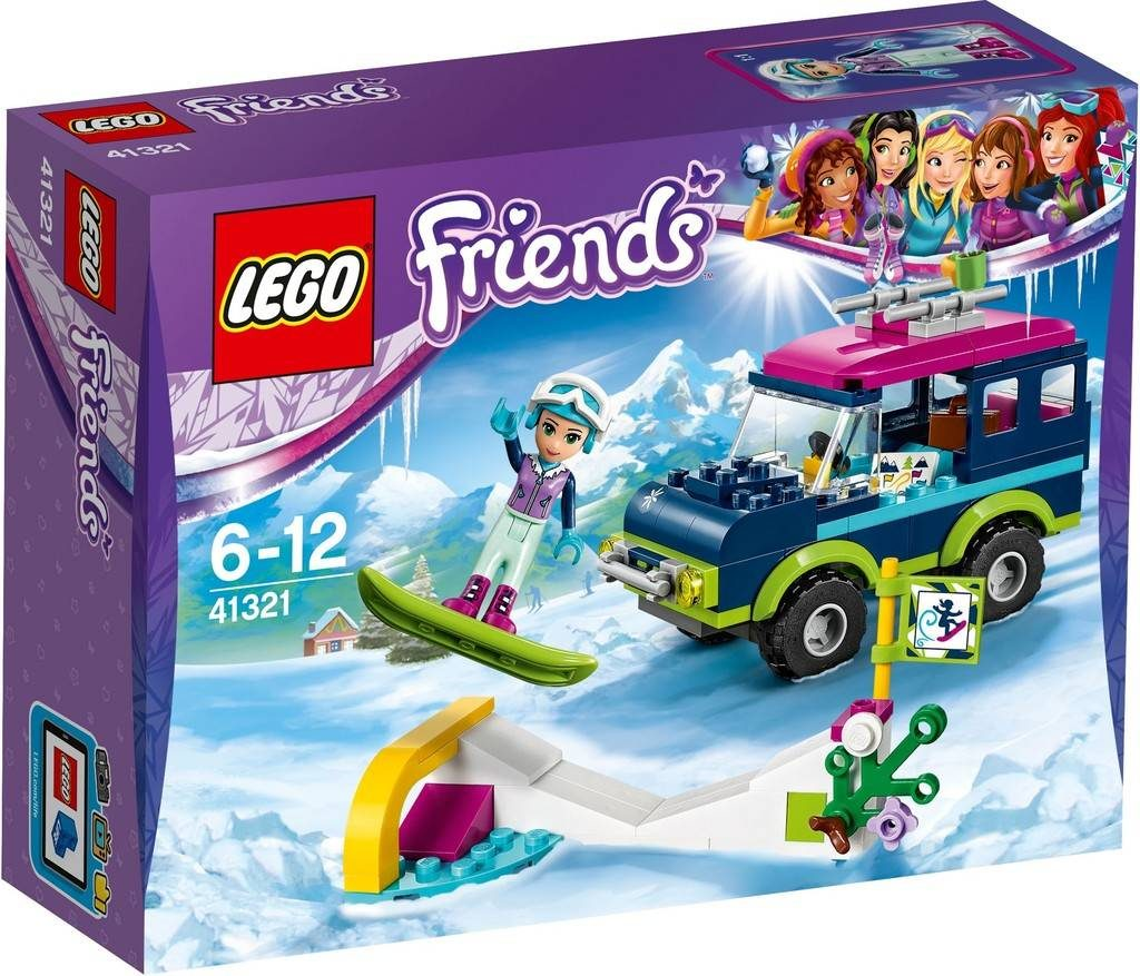 LEGO Friends 41321 Snow Resort Off Road