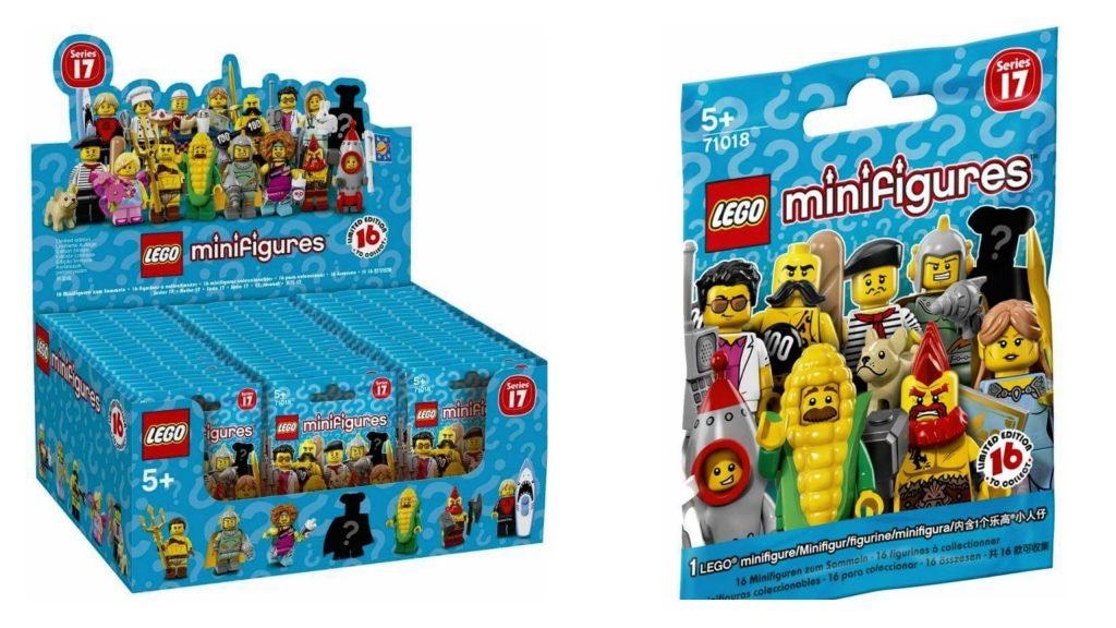 LEGO 71018 CMF series 17