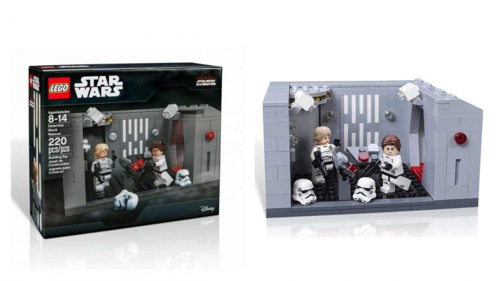 LEGO Star Wars Detention Block Rescue