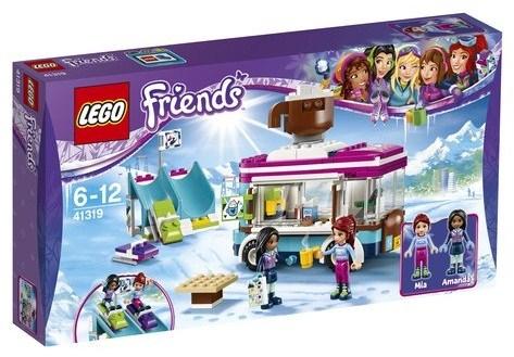 LEGO Friends 41319 Snow Resort Hot Chocolat Van