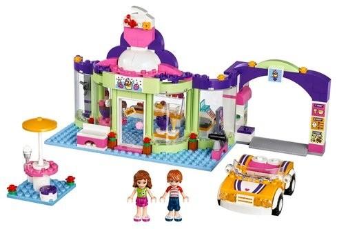 LEGO Friends 41321 Heartlake Frozen Yogurt Shop