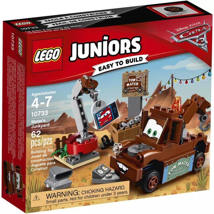 LEGO Juniors Cars 10733 Mater's Junkyard