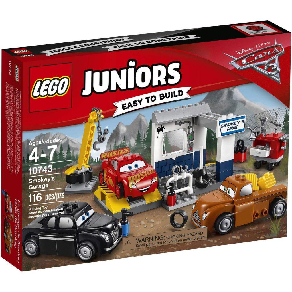 LEGO Juniors Cars 10743 Smokey's Garage