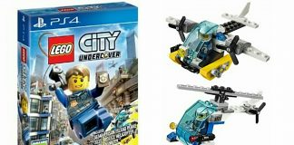 LEGO City Undercover Special Edition