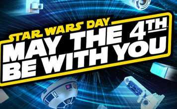 LEGO May the 4th promoties 2017