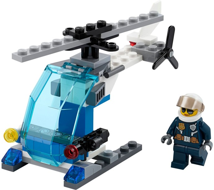 LEGO City 30351 Police Helicopter
