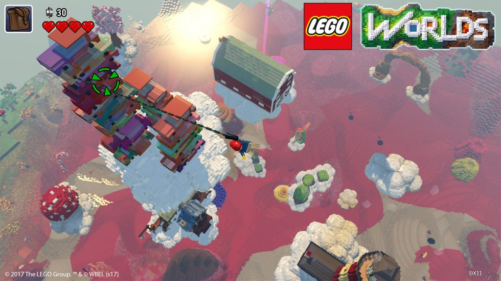 Review: LEGO Worlds