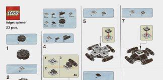 LEGO Fidget Spinners