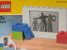 LEGO 40173 Picture Frame