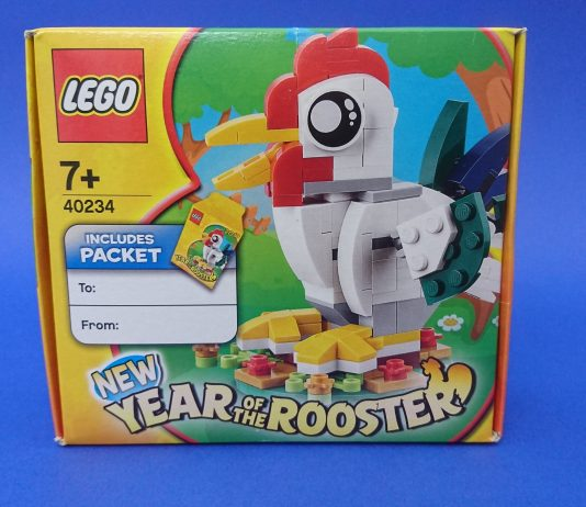 LEGO 40234 Year of the Rooster
