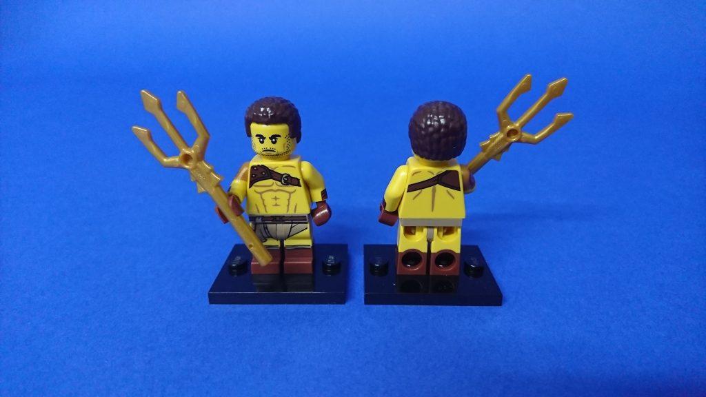LEGO 71018 CMF series 17 Roman Gladiator