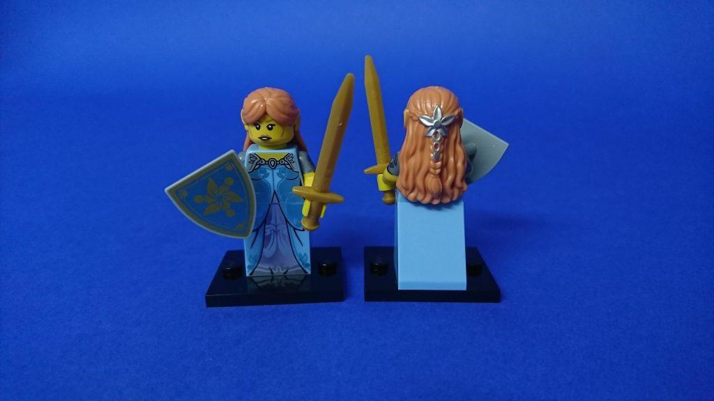 LEGO 71018 CMF series 17 Elf Girl