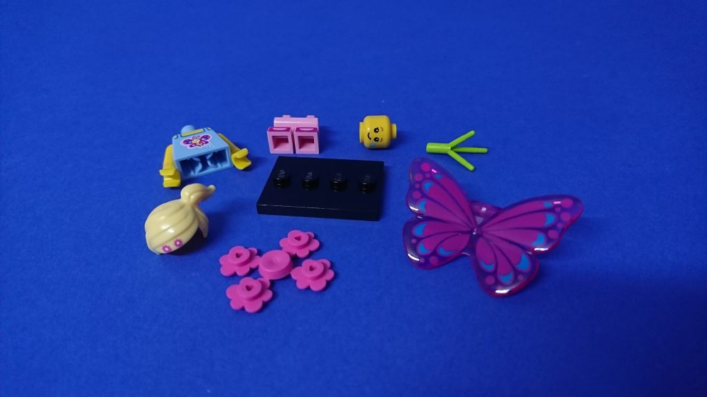 LEGO 71018 CMF series 17 Butterfly Girl