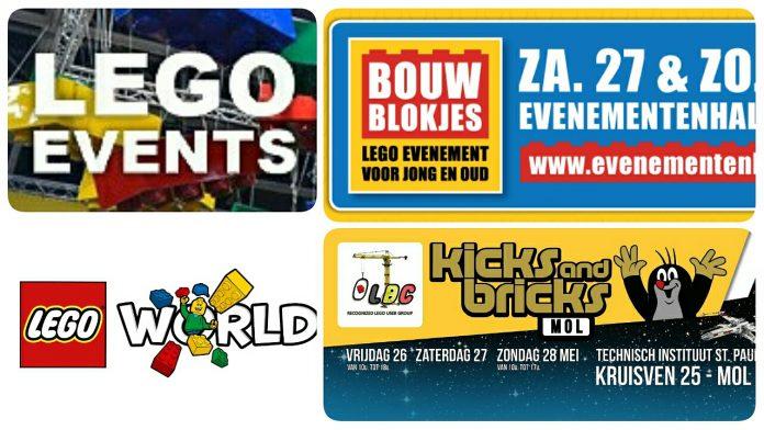 LEGO Evenementenpagina