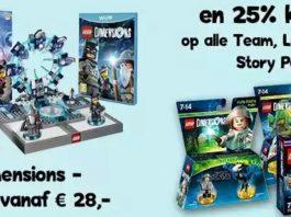 LEGO Dimensions Uitverkoop