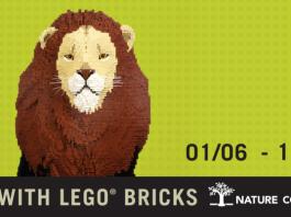 Nature Connects - Art with LEGO® Bricks Planckendael