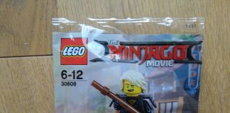 LEGO Ninjago Movie 30608 Lloyd Polybag