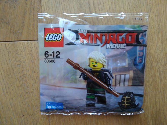LEGO Ninjago Movie 30608 Lloyd Polybag