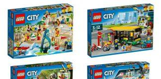 LEGO City Zomer sets 2017