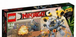 LEGO Ninjago Movie 70610