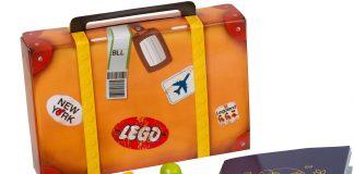 Gratis LEGO 5004432 Travel Building Suitcase