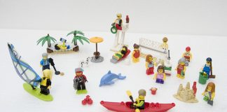 LEGO City 60153 Fun At The Beach