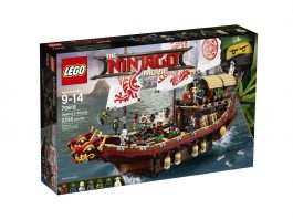 LEGO Ninjago Movie 70618 Destiny's Bounty