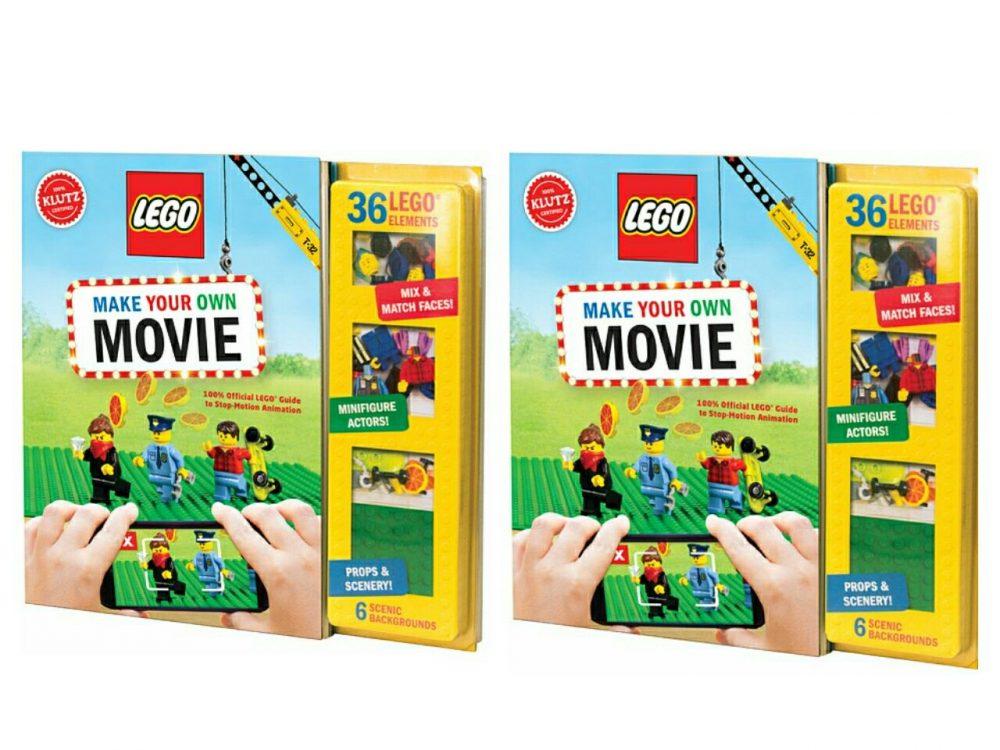 LEGO Make Your Own Movie op komst - Bouwsteentjes.info