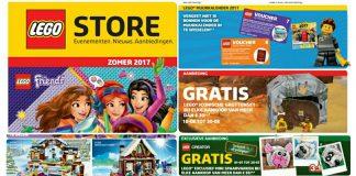 EU LEGO Store kalender juli en augustus 2017