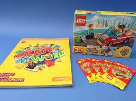 LEGO 40256 Create the World