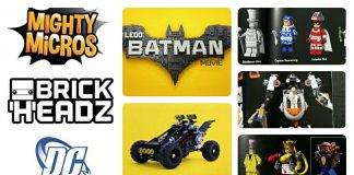 Geruchtenmolen: LEGO DC Comics, LEGO Batman Movie en Mighty Micros sets 2018