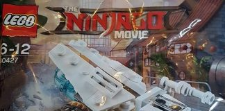 LEGO Ninjago Movie 30427 Ice Tank