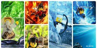 LEGO Ninjago Movie filmposters