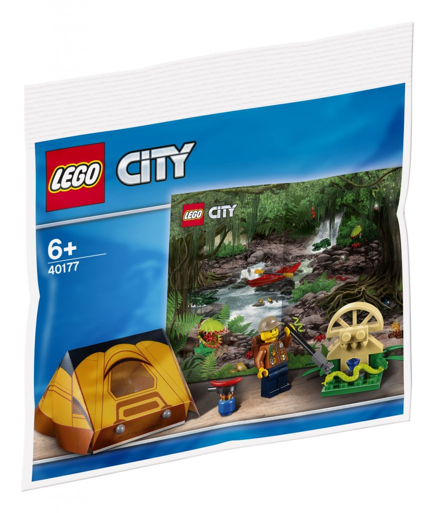 LEGO City Jungle 40177 Polybag