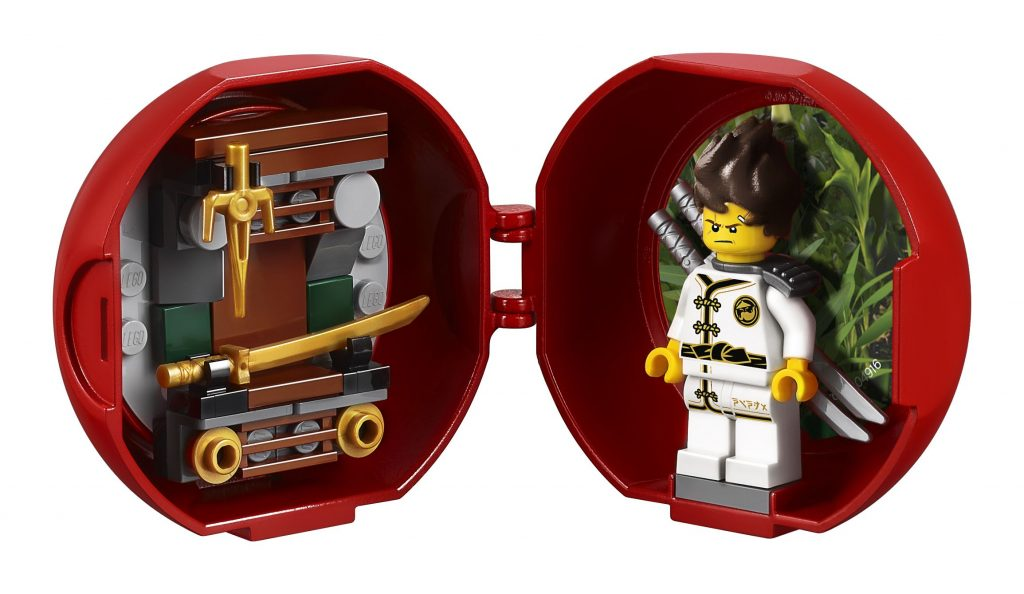 LEGO Ninjago Movie 5004916 Kai's Dojo Pod