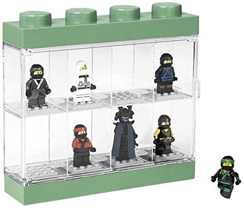 LEGO Ninjago Movie Minifigure Display Case