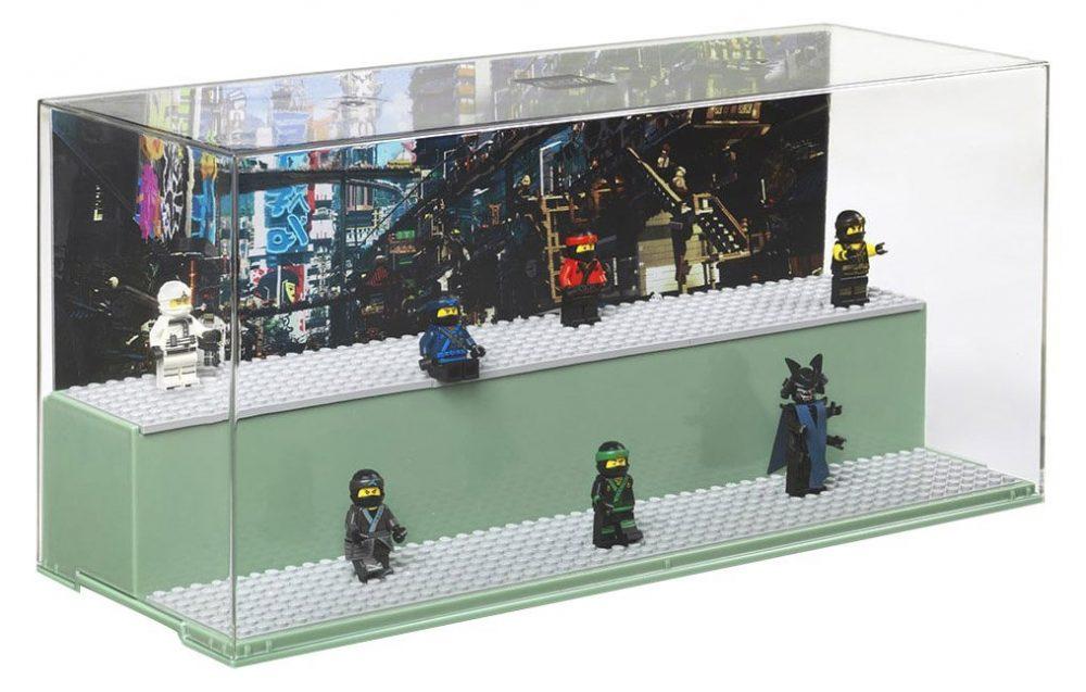 LEGO Ninjago Movie Play and Display Case