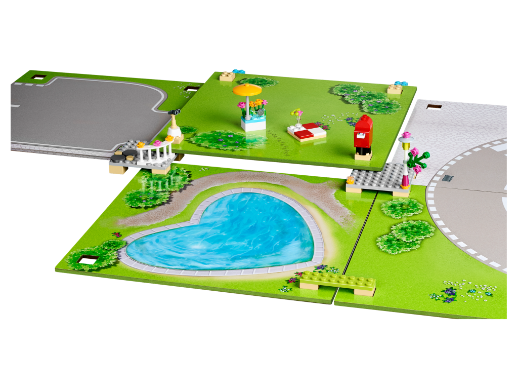 LEGO Friends 853671 Speelmat