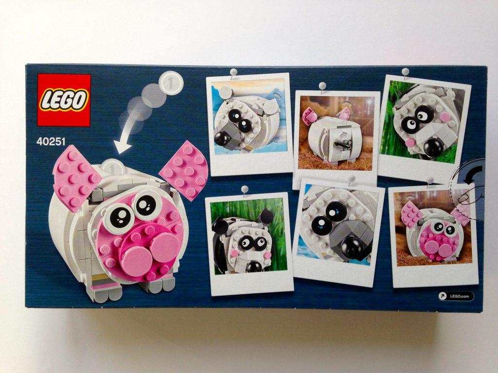 LEGO Creator 40251 Mini Piggy Bank review