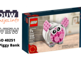 LEGO 40251 Mini Piggy Bank