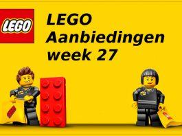 LEGO aanbiedingen week 27