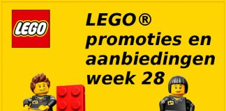 LEGO aanbiedingen week 28