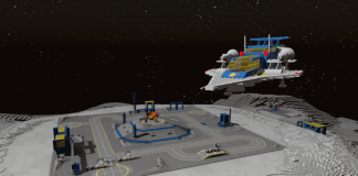 LEGO Worlds Classic Space DLC