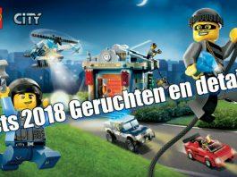 LEGO City 2018 geruchten en details