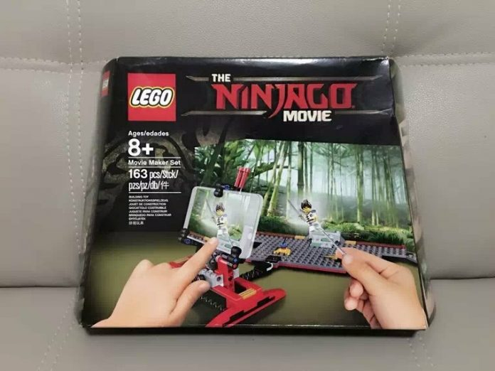 LEGO Ninjago Movie 853705 Movie Maker Set